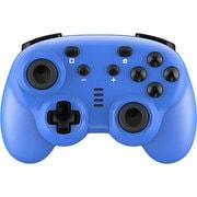 Nintendo Switch用 ジャイロコントローラーミニ 無線タイプ ブルー