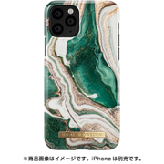 IDFCAW18-I1958-98 [iPhone 11 Pro FASHION CASE A/W18 GOLDEN JADE MARBLE]