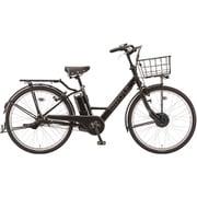 ST6B40 3P00UA0 [電動アシスト自転車 STEP CRUZ e(ステップクルーズ e) 26型 内装3段変速 T.Xクロツヤケシ]