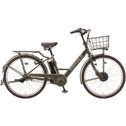 ST6B40 3P00UB0 [電動アシスト自転車 STEP CRUZ e(ステップクルーズ e) 26型 内装3段変速 T.Xマットカーキ]