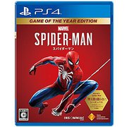 Marvel's Spider-Man Game of the Year Edition [PS4ソフト]