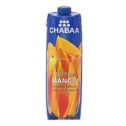 CHABAA100%ミックスジュース マンゴー 1000ml