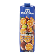 CHABAA100%ミックスジュース パッションフルーツ 1000ml