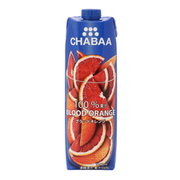 CHABAA100%ジュース ブラッドオレンジ 1000ml