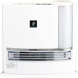 HX-J120-W [加湿セラミックヒーター プラズマクラスター7000 ハイブリッド式 ホワイト系/アイボリーホワイト]