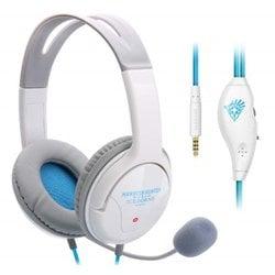 HS-MHW03WH [モンスターハンターワールド:アイスボーン 4極ヘッドセットマイクロフォン/両耳オーバーヘッド/1.0m/PS4専用/ホワイト]