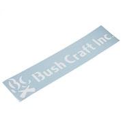 Bush Craft Inc. ブランドカッティングシート 670x150mm