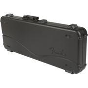 Deluxe Molded Strat/Tele Case, Black