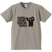 それがいいTシャツ ベアA グレー Mサイズ