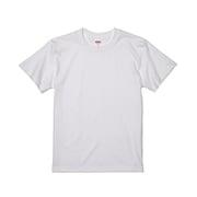 500101-0001 L [5.6オンス ハイクオリティー Tシャツ ホワイト Lサイズ]