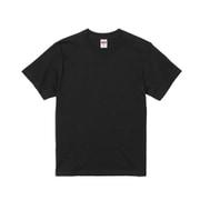 500101-0002 XXXL [5.6オンス ハイクオリティー Tシャツ ブラック XXXLサイズ]