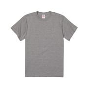 500101-0006 L [5.6オンス ハイクオリティー Tシャツ ミックスグレー Lサイズ]