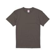 500101-0007 XL [5.6オンス ハイクオリティー Tシャツ チャコール XLサイズ]