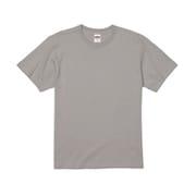 500101-0010 M [5.6オンス ハイクオリティー Tシャツ ライトグレー Mサイズ]