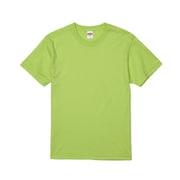 500101-0036 L [5.6オンス ハイクオリティー Tシャツ ライムグリーン Lサイズ]