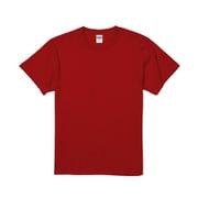 500101-0069 L [5.6オンス ハイクオリティー Tシャツ レッド Lサイズ]