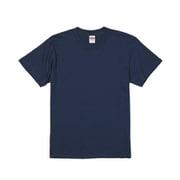 500101-0087 M [5.6オンス ハイクオリティー Tシャツ インディゴ Mサイズ]