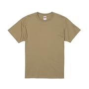 500101-0537 XXL [5.6オンス ハイクオリティー Tシャツ サンドカーキ XXLサイズ]