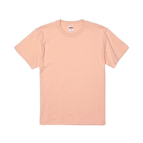 500101-0574 S [5.6オンス ハイクオリティー Tシャツ アプリコット Sサイズ]