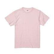 500101-0576 XL [5.6オンス ハイクオリティー Tシャツ ベビーピンク XLサイズ]