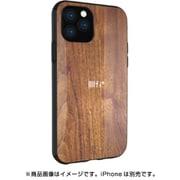 IFT-48WN [プレミアムIIIIfit iPhone 11 Pro Max ウォールナット]