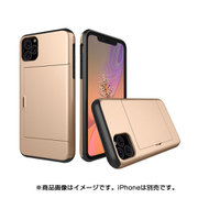 YHDSCC19A-GD [iPhone 11 Pro スライドカードケース]