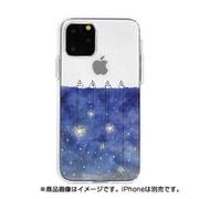 DS17243i58R [iPhone 11 Pro ソフトクリアケース 星取り]