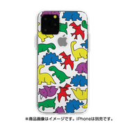 DS17244i58R [iPhone 11 Pro ソフトクリアケース Jurassic Park]