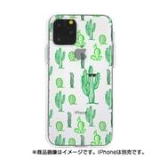DS17250i58R [iPhone 11 Pro ソフトクリアケース サボテンパターン]