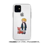 DS17268i61R [iPhone 11 ソフトクリアケース 星の王子さま キツネ]