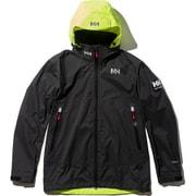 Alviss Light Jacket HH11800 (K)ブラック Lサイズ [アウトドア ジャケット メンズ]