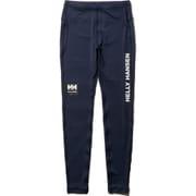 チームトリコットパンツ Team Tricot Pants HH81603 (HB)ヘリーブルー XLサイズ [アウトドア パンツ メンズ]