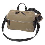 Aker Hip Bag HY91884 (BK)ブラウンカーキ [アウトドア系小型バッグ]