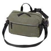 Aker Hip Bag HY91884 (KH)カーキ [アウトドア系小型バッグ]