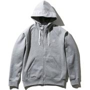 HH Logo Full-zip Sweat Hoodie HE31967 (Z)ミックスグレー Mサイズ [アウトドア ジャケット メンズ]
