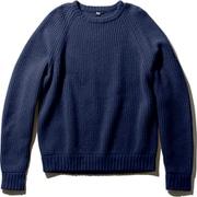 LIFA WOOL SWEATER HOE51960 (HB)ヘリーブルー WLサイズ [アウトドア セーター レディース]