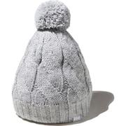 OD CABLE BEANIE HOC91866 (Z)ミックスグレー [アウトドア 帽子]