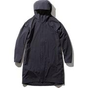 Comfort Trek Rain Coat HTE11900 (K)ブラック WMサイズ [アウトドア レインウェア レディース]