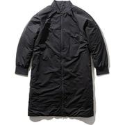 W INSULATION COAT HTW11950 (K)ブラック WSサイズ [アウトドア 防水コート レディース]
