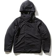 INSULATION HOODIE HTE11951 (K)ブラック WSサイズ [アウトドア 防水ジャケット レディース]
