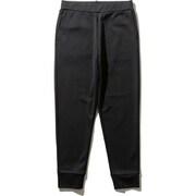 PROOF JERSEY PANTS HTE21959 (K)ブラック WSサイズ [トレーニングパンツ レディース]