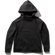 MICROAIR HOODIE HTE51953 (K)ブラック WSサイズ [アウトドア フーディ レディース]