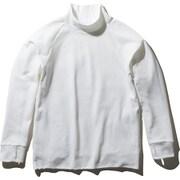 MICROAIR MOCK NECK HTE51954 (W)ホワイト WSサイズ [アウトドア カットソー レディース]