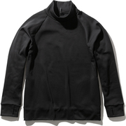 MICROAIR MOCK NECK HTE51954 (K)ブラック WSサイズ [アウトドア カットソー レディース]