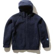 BS FPT HOODIE HOE51950 (N)ネイビー Lサイズ [アウトドア フリース メンズ]