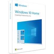 Windows 10 Home 英語版(新パッケージ)