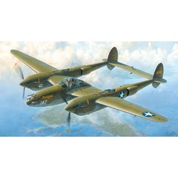 61120 ロッキード P-38 F/G ライトニング [1/48スケール プラモデル]