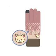 RKAP1196 [スマートフォン対応手袋 リラックマ コリラックマ]