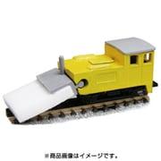 12511 [Nゲージ レールクリーニングカー モップ君 T車/車体色: 黄]