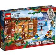 レゴ 60235 シティ アドベントカレンダー [対象年齢:5歳~]